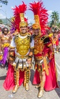 Trinidad Carnival Tuesday 2013 - Streets of Port of Spain