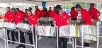 UWI Fundraiser, Caribbean Pepperpot Breakfast - 2013