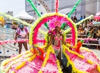 Trinidad Carnival Tuesday 2014 - Streets of Port of Spain