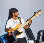 Pan Jazz Explosion at the Vibe Lounge, August 24th, 2014